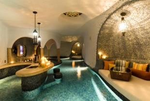 El Dorado Cabo San Lucas Inside Pool