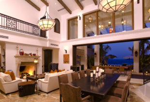 Cabo San Lucas Living Room