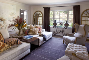 Doheny Estates Living Room